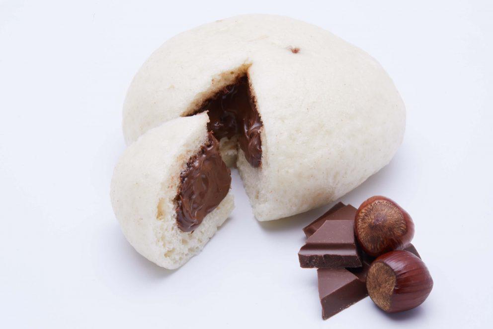 Čokoládová parená buchta