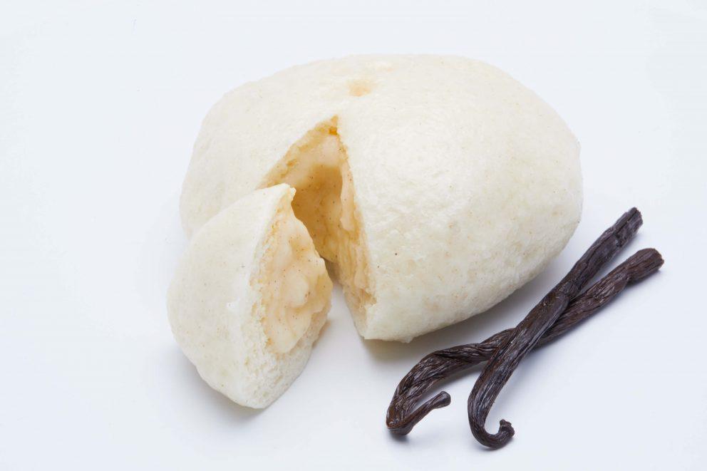 Vanilková parená buchta