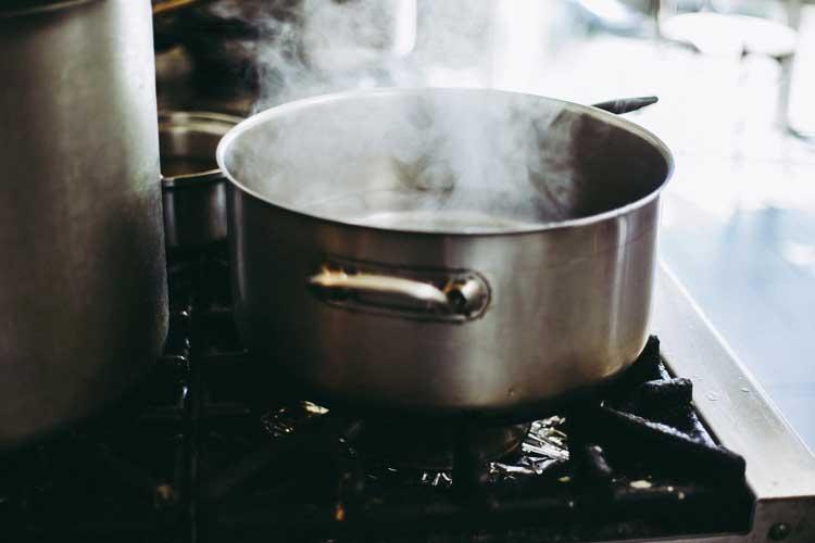 varená knedla